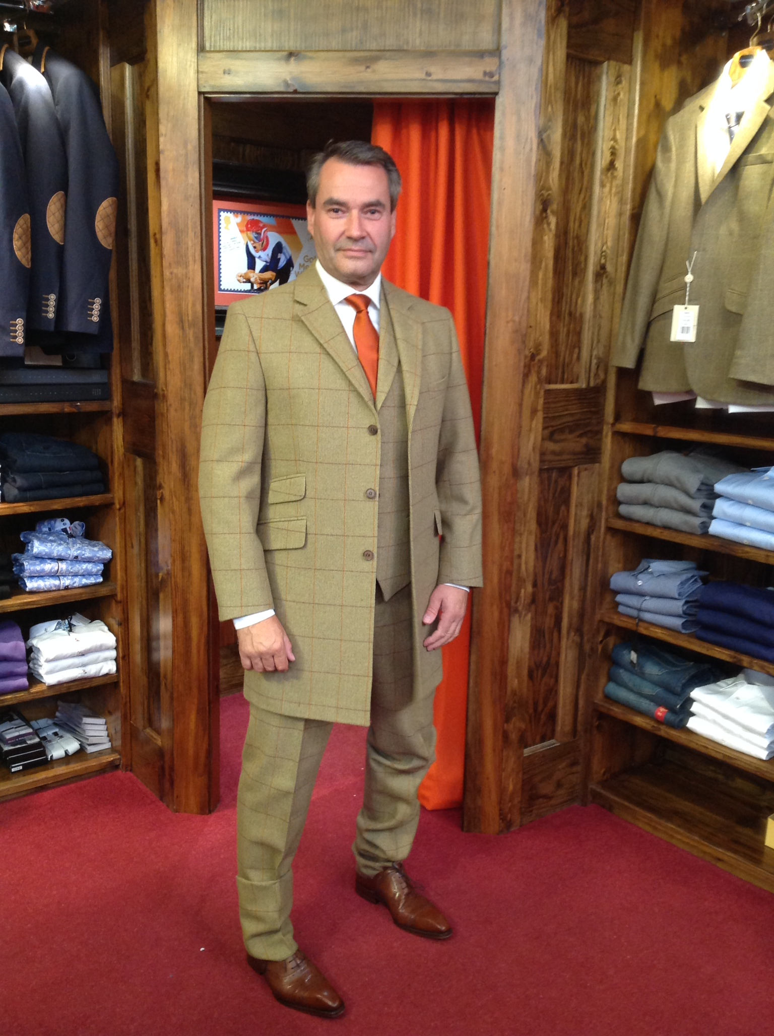 Bespoke Tailoring at its best