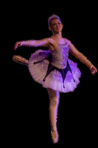 Fairfax-BALLET-queen-with-purple-tutu-re