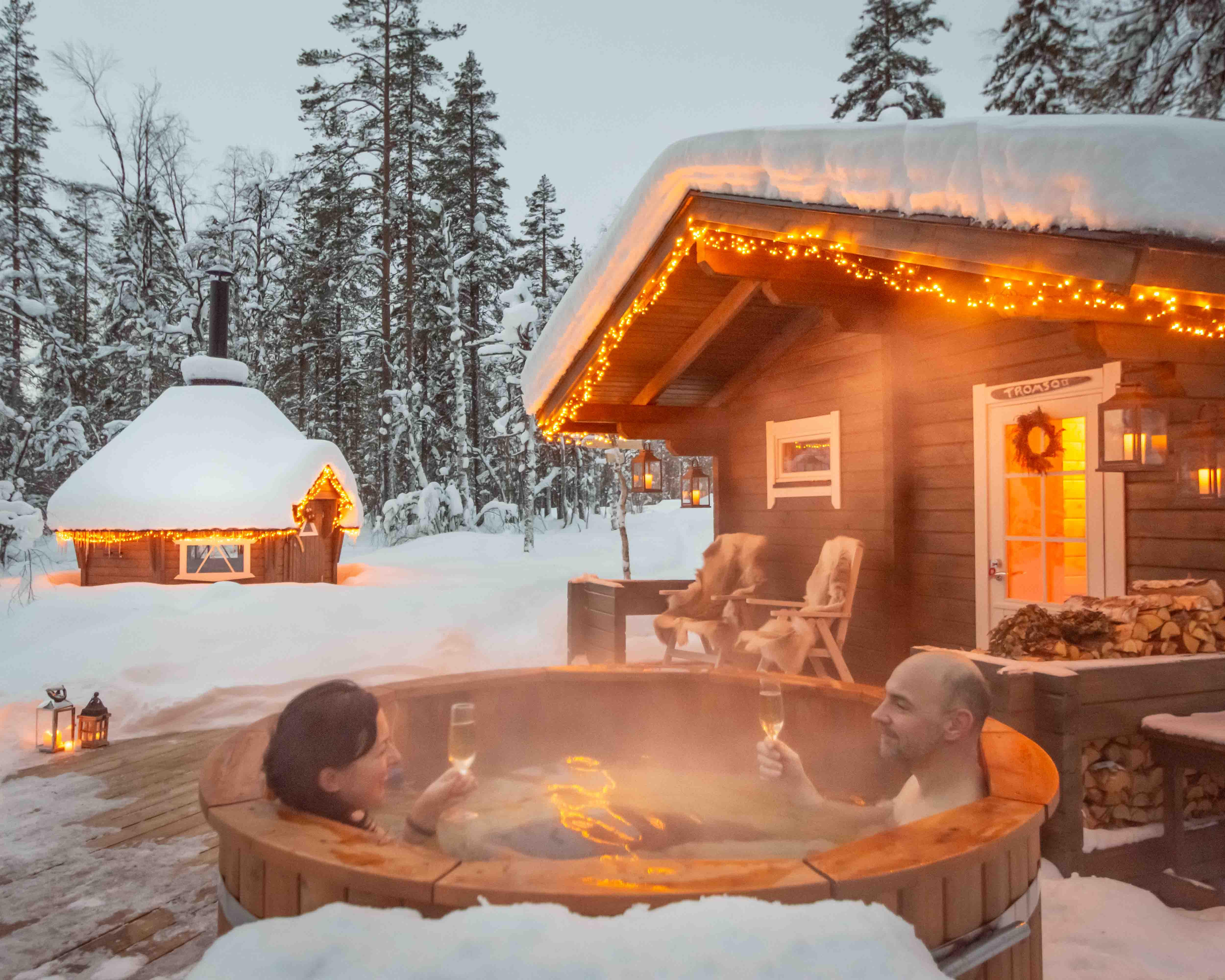 Finn Spa Sauna Experience 1-4 person