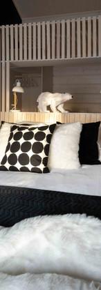 Polar Bear Bed