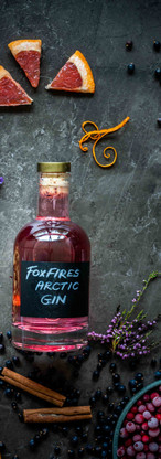 Our own foraged botanicals