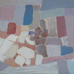 Luscious Pray  H in. x W in. x D in.  Oil on canvas