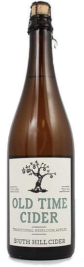 オールド タイム 辛口 スパークリング林檎のシードル South Hill Old Time Cider 750ml