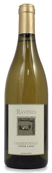 ラヴィーンズ シャルドネ 2015 辛口白ワイン Ravines Chardonnay 750ml