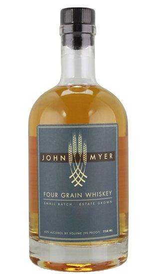 ジョン マイヤー 四穀 ウィスキー John Myer Four Grain Whiskey 750ml ウイスキー