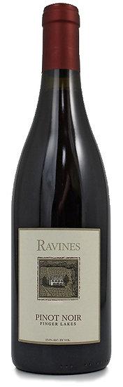 ラヴィーンズ ピノノワール 2014 辛口赤ワイン Ravines Pinot Noir 750ml