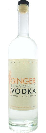 マイヤー ファーム ジンジャー ウォッカ Myer Farm Ginger Vodka 750/375ml