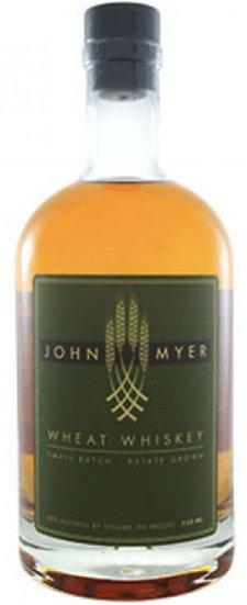 ジョン マイヤー 小麦 ウィスキー John Myer Wheat Whiskey 750/375ml ウイスキー