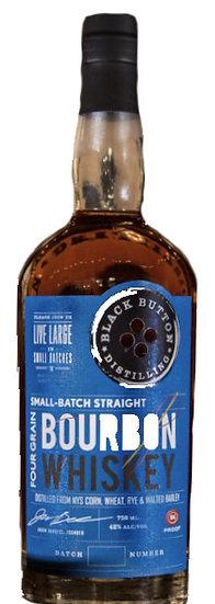ブラック ボタン バーボン ウィスキー Black Button Bourbon Whiskey 750/375ml ウイスキー