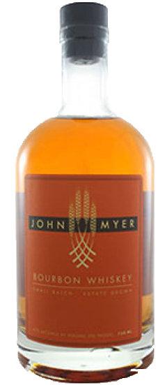 ジョン マイヤー バーボン ウィスキー John Myer Bourbon Whiskey 750/375ml ウイスキー