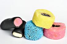 Allsorts sweets