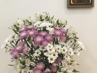 In memory of Joan