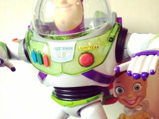 Messy Church 18 Sep: Toy Story