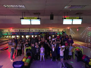 All Sorts on tour! Bowling party