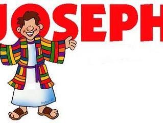 All Sorts: Joseph's coat of many colours! 17 June