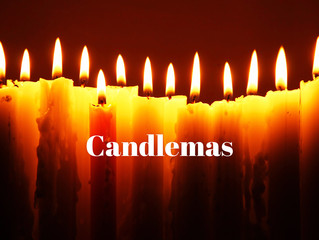 Candlemas Service: Sunday 4 Feb