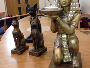 All Sorts! Egypt comes to Cottingley