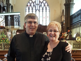 A new Vicar for Cottingley