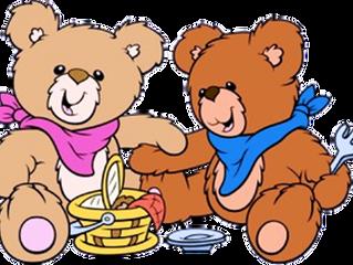 Teddy Bears Picnic Baptism Celebration: 23 September