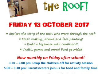 All Sorts! Friday 13 October