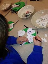 crafts at messy church