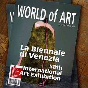 World of Art Magazine