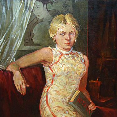 Портрет Татьяны Кузнецовой. 2009