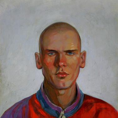 «Russian boy». 2017