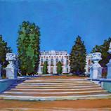 Парк Тимирязевской сельхозакадемии. 2018