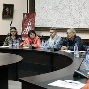 VIII Ташкентская Международная Биеннале современного искусства
