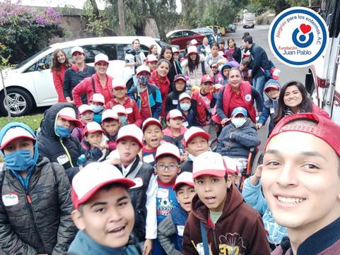 Campamento Santa Úrsula 2019