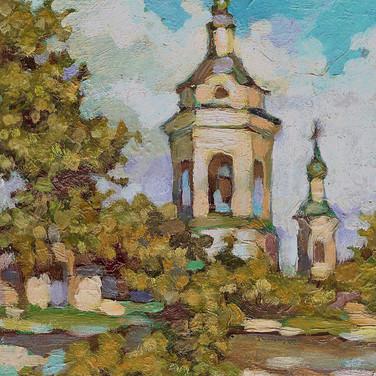 Колокольня. 1996