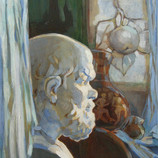 Натюрморт с головой Сократа. 2009
