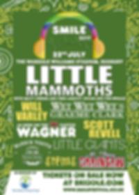 Smile Festival 2017 Line up