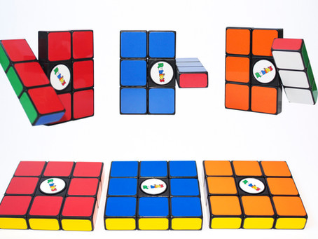 Now You Can Spin Your  Own Piece of Rubik's - Rubik's Spin Block is Here!