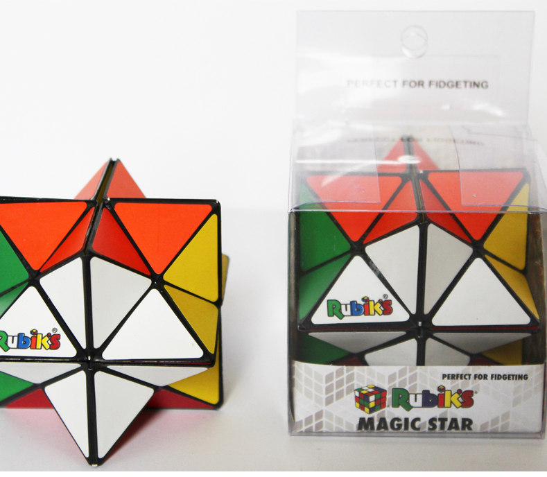 Rubik's Magic Star TOYZON | Rubiks Specials 2018