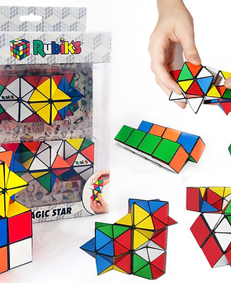 Rubik's Magic Star 2 Pack Gift Set