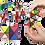 Thumbnail: Rubiks Rainbow Ball Magic Star Gift Set