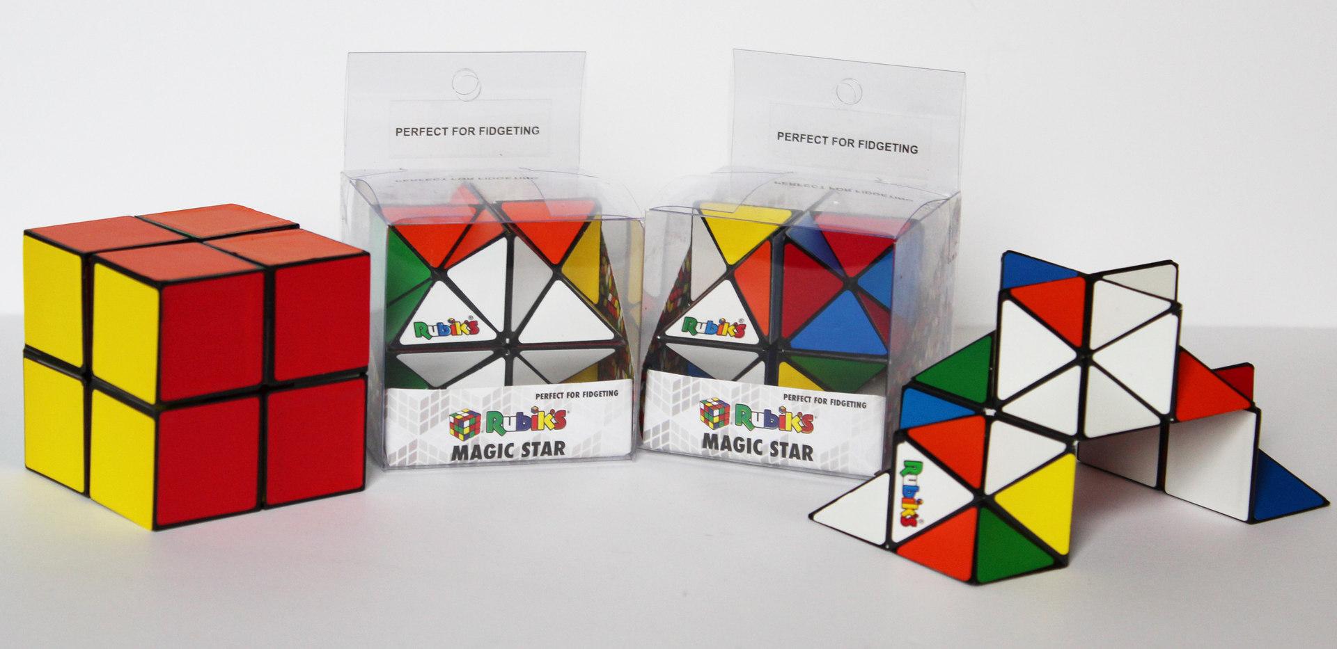 Rubik's Magic Star TOYZON | Rubiks Specials 2018