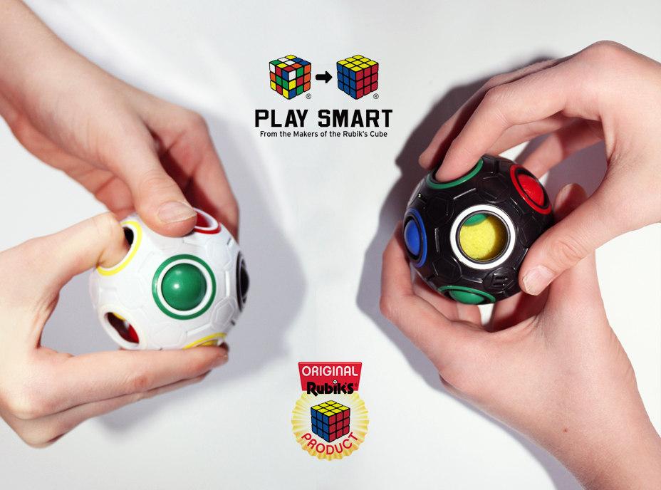 Rubik's Rainbow Ball | TOYZON | Rubiks Specials 2018
