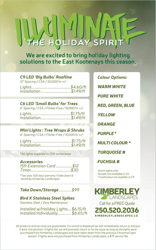 Kimberley Landscapes Flyer