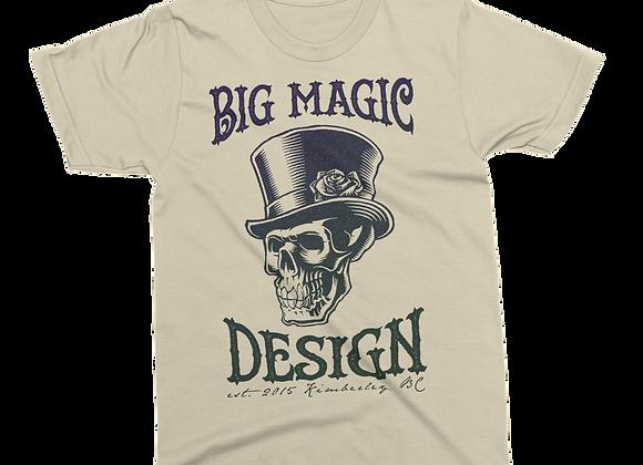 Big Magic Skull
