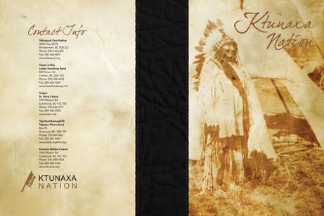 Ktunaxa Folder Design
