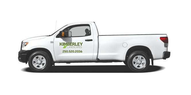 Kimberley Landscapes Vehicle Vinyl