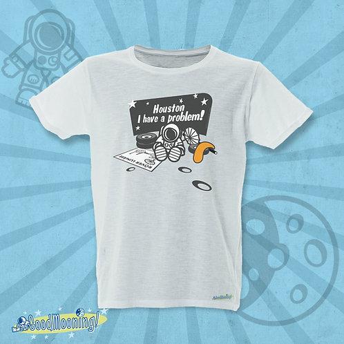 "T-Shirt ""RÖVER LUNÅRE"" + Libro"
