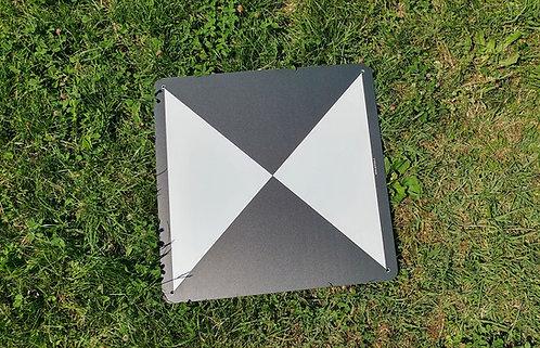 Target per aerofotogrammetria 50x50cm