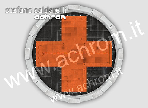 Drone Pad - 687 - Alluminio