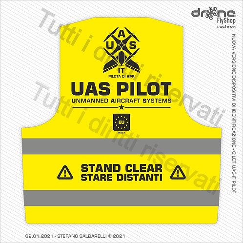 UAS - IT PILOT - EU - Gilet