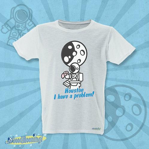 """T-Shirt """"Priorità assolute"""" + Libro"""