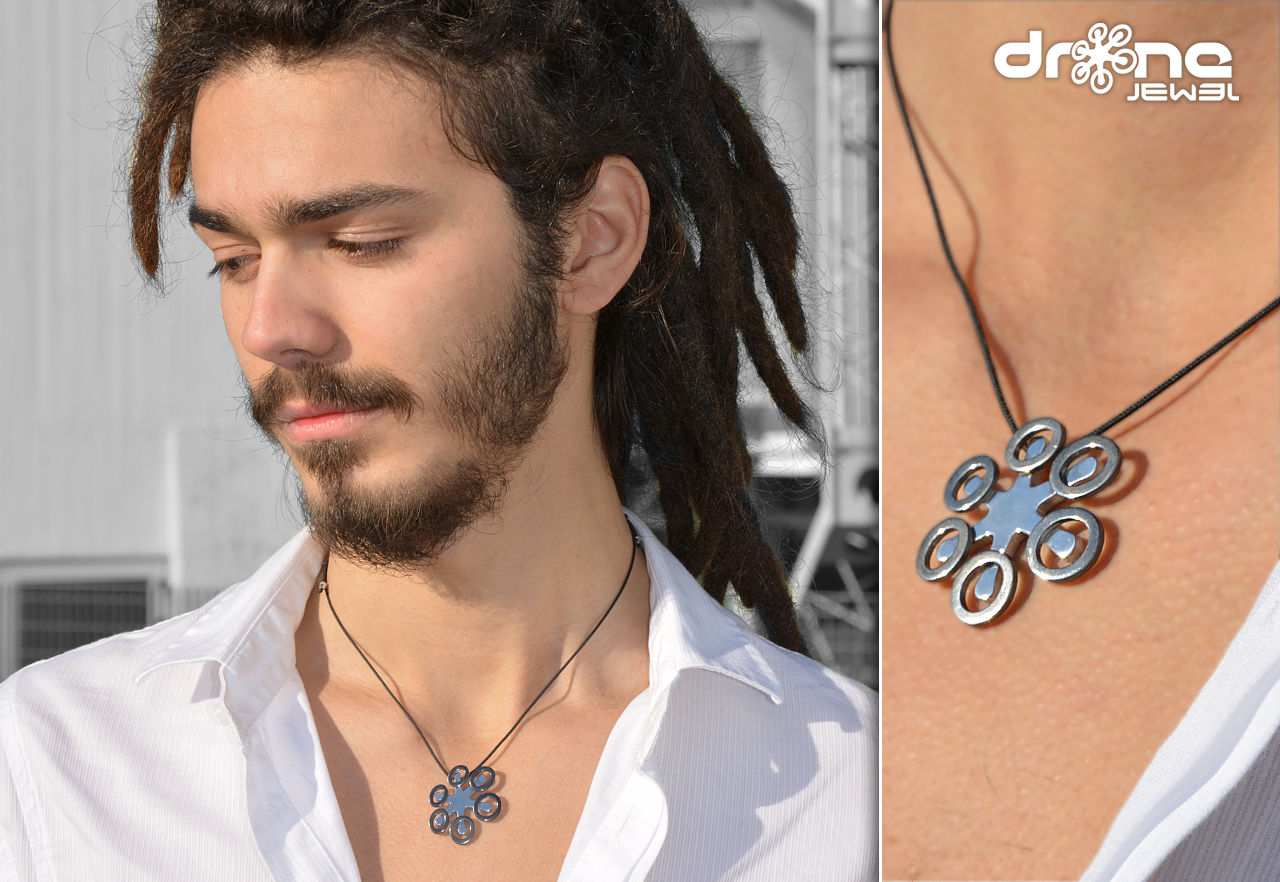Drone Jewel Man